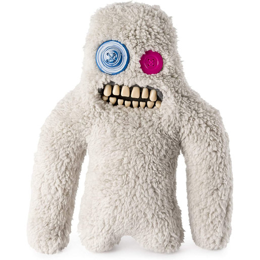 Fuggler 22cm Funny Ugly Monster - Sasquoosh (White)