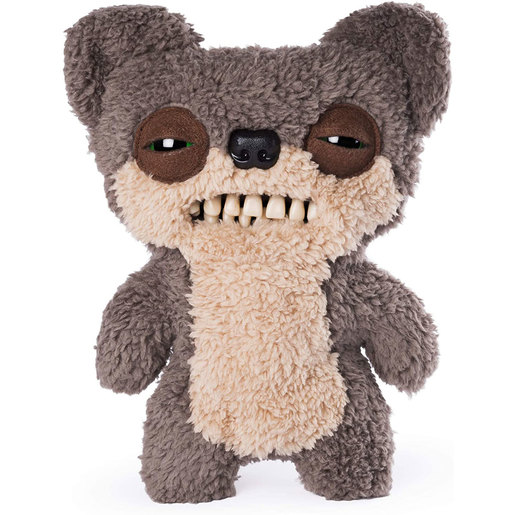 Fuggler 22cm Funny Ugly Monster - Teddy Bear Nightmare (Fuzzy Brown)