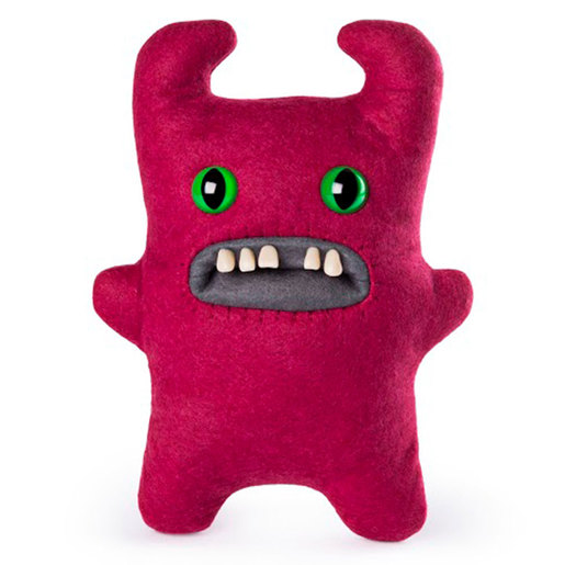 Fuggler 22cm Funny Ugly Monster - Sir Horns A lot (Red)