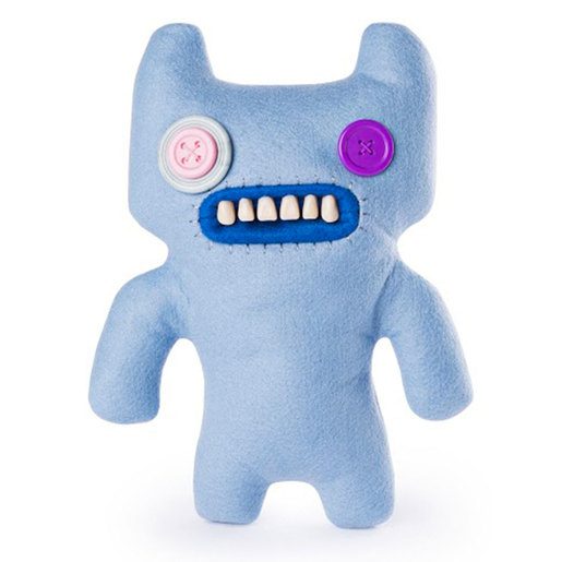 Fuggler 22cm Funny Ugly Monster - Indecisive Monster (Perwinkle Blue)