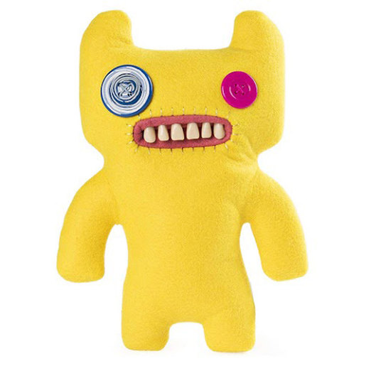 Fuggler 22cm Funny Ugly Monster - Indecisive Monster (Yellow)