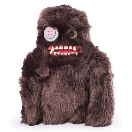 Fuggler 22cm Funny Ugly Monster - Sasquoosh (Brown)
