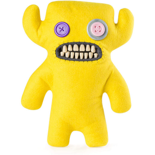 Fuggler 22cm Funny Ugly Monster - Grumpy Grumps (Yellow)