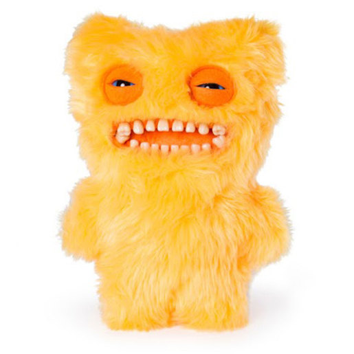 Fuggler 22cm Funny Ugly Monster - Mr Buttons (Orange)