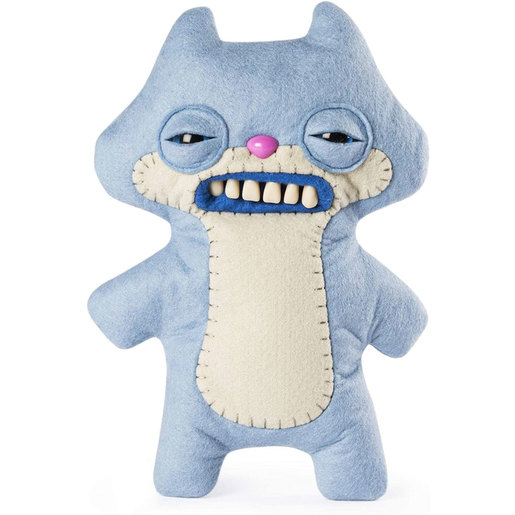 Fuggler 22cm Funny Ugly Monster - Sketchy Squirrel (Blue)