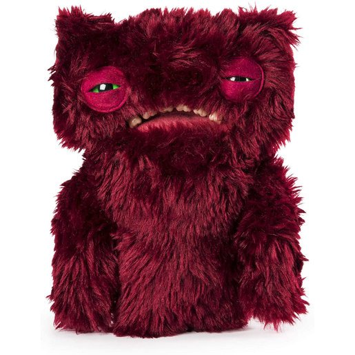 Fuggler 22cm Funny Ugly Monster - Wide-Eyes Weirdo (Red)