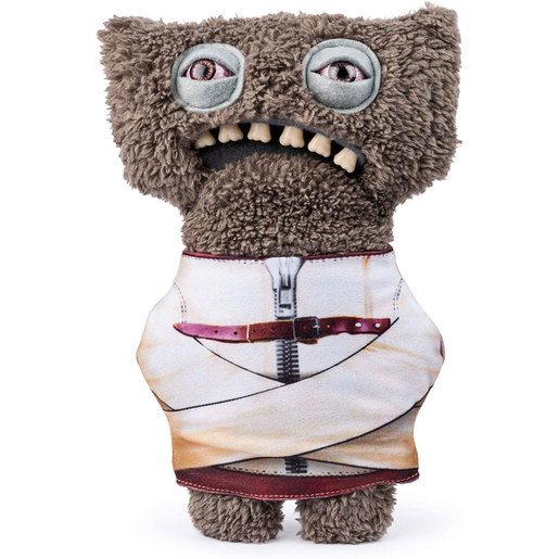 Fuggler 22cm Funny Ugly Monster - Terror (Brown)