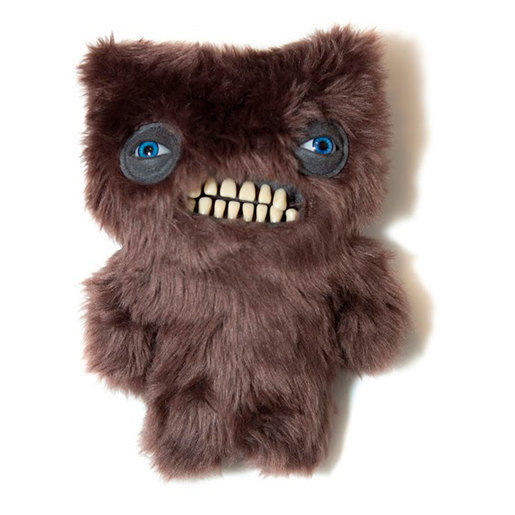 Fuggler 22cm Funny Ugly Monster - Brown (Styles Vary)