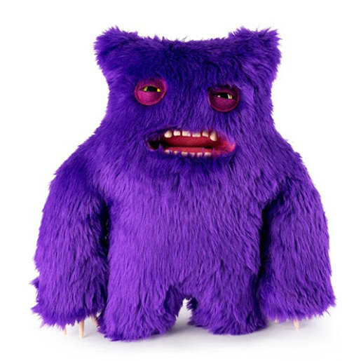 Fuggler 22cm Funny Ugly Monster - Purple (Styles Vary)