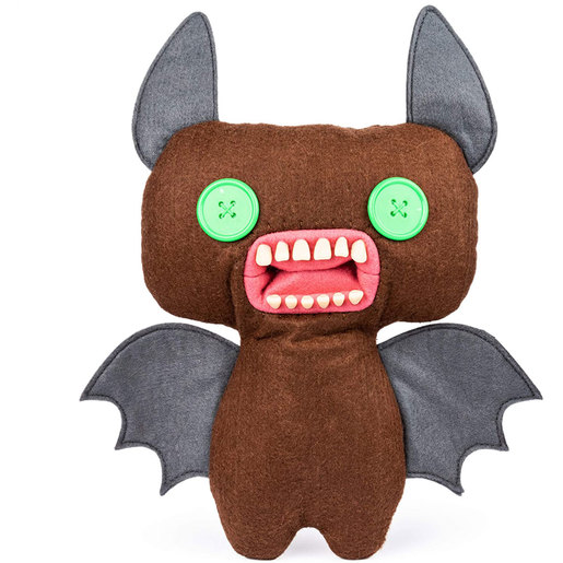Fuggler 22cm Funny Ugly Monster - Winged Bat (Brown)
