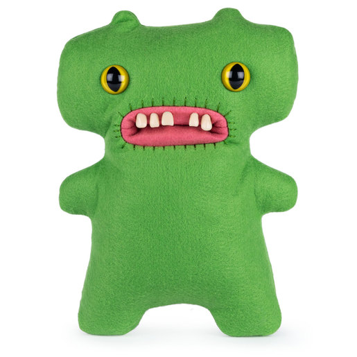 Fuggler 22cm Funny Ugly Monster - Gap Tooth McGoo (Green) from TheToyShop