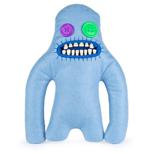 Fuggler 22cm Funny Ugly Monster - Sasquoosh (Blue) from TheToyShop