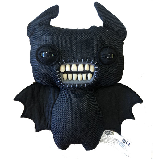 Fuggler 22cm Funny Ugly Monster - Black Bat