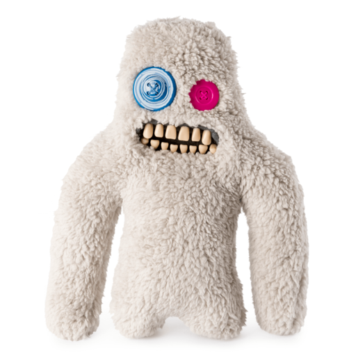 Fuggler - Funny Ugly Monster - White