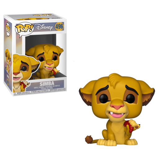 Funko Pop! Disney: The Lion King - Simba