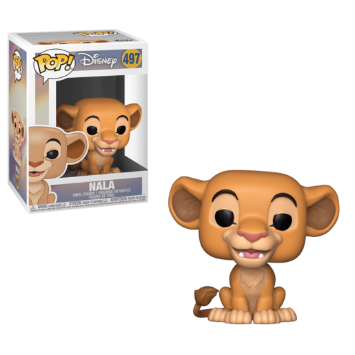 Funko Pop! Disney: The Lion King - Nala