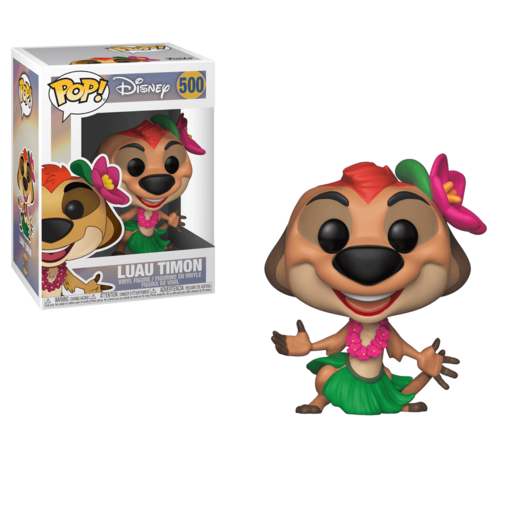 Funko Pop! Disney: The Lion King - Luau Timon