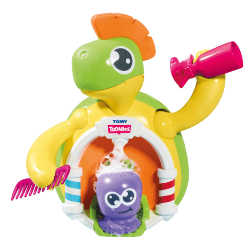 Tomy Toomies Turtle Bath Salon