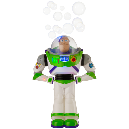 Disney Pixar Toy Story Buzz Lightyear Bubble Blower
