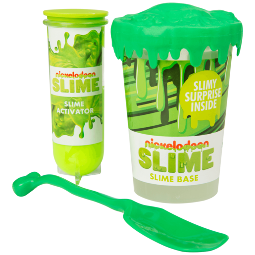 Nickelodeon Make Your Own Slime Set - Green