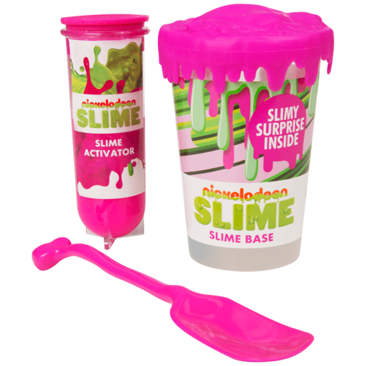 Nickelodeon Make Your Own Slime Set - Pink