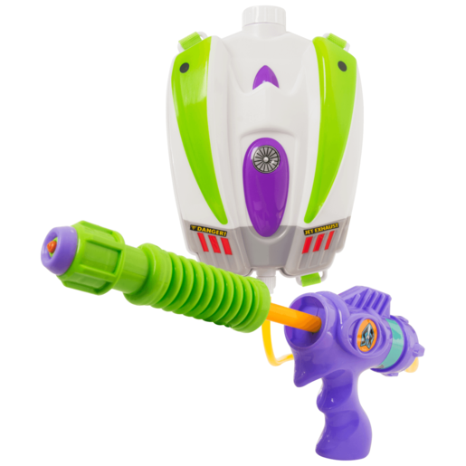 Disney Toy Story 4 Water Blaster Backpack