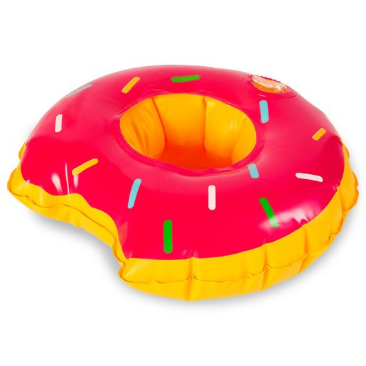 Inflatable Suntastic Cup Holder - Donut