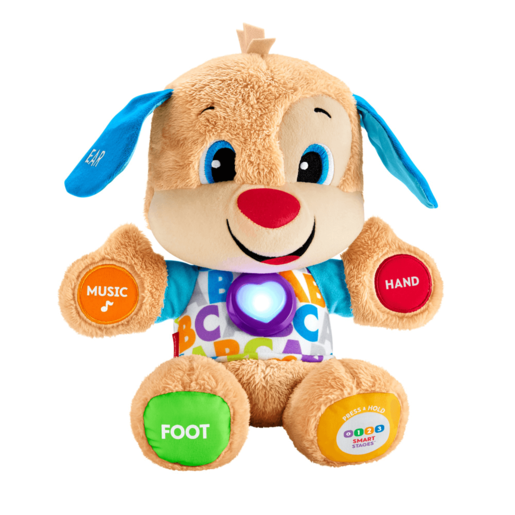 Fisher-Price Smart Stages Interactive Puppy