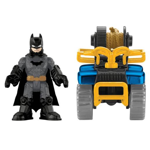 Imaginext DC Super Friends Streets of Gotham City - Batman and ATV