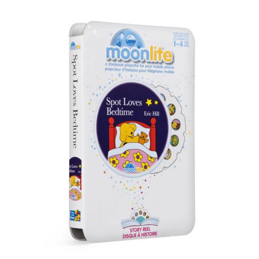 Moonlite Story Reel - Spot Loves Bedtime