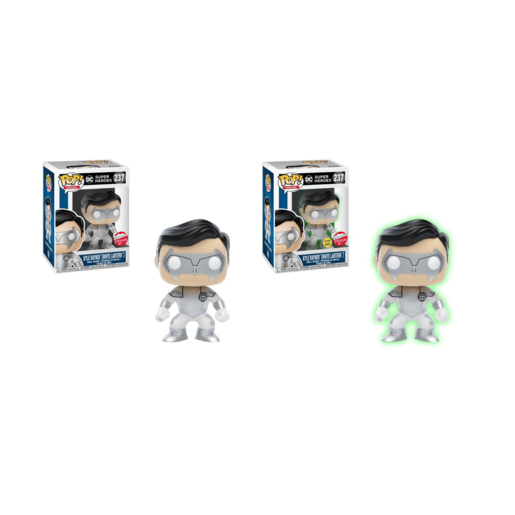 Funko Pop! Heroes: DC Super Heroes - Kyle Rayner (Glow in the Dark)