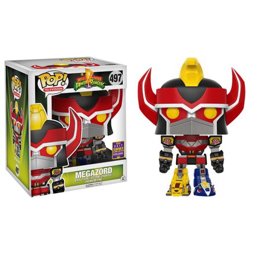 Funko Pop! Television: Power Rangers - Megazord