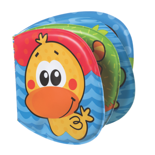 Playgro Garden Bath Book
