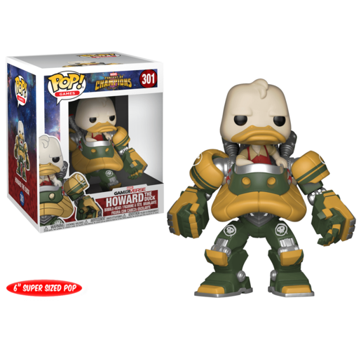 Funko Pop! Games: Marvel Contest of Champions - Howard
