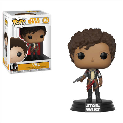 Funko Pop! Movies: Star Wars Solo - Val