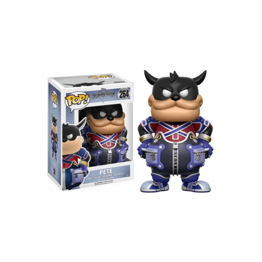 Funko Pop! Games: Kingdom Hearts - Pete
