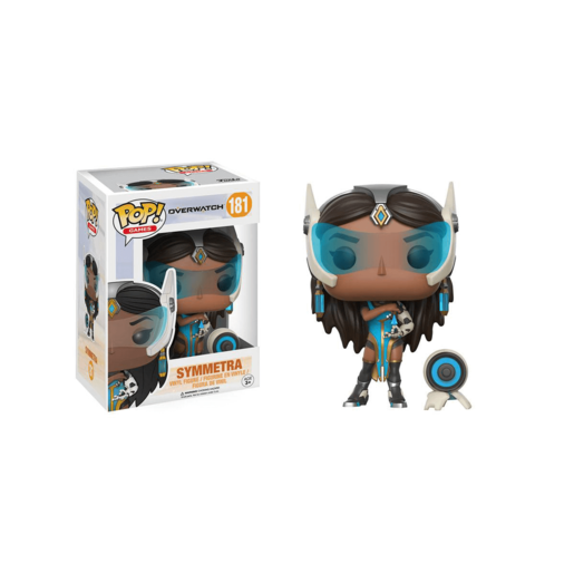 Funko Pop! Games: Overwatch - Symmetra