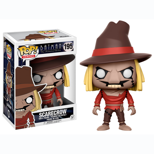 Funko Pop! DC Comics: Batman Animated Series - Scarecrow