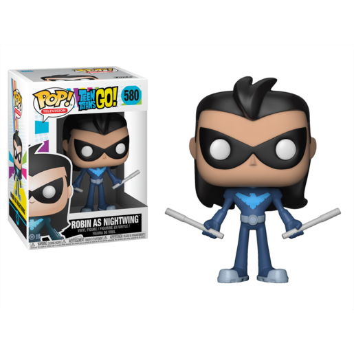 Funko Pop! Heroes: Teen Titans Go! - Robin as Nightwing