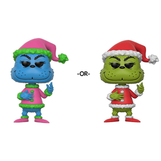 Funko Pop! Movies: The Grinch - The Grinch  Santa (Styles Vary)