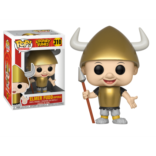Funko Pop! Animation: Looney Tunes - Elmer Fudd (Viking)
