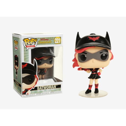 Funko Pop! Heroes: DC Comics Bombshells - Batwoman