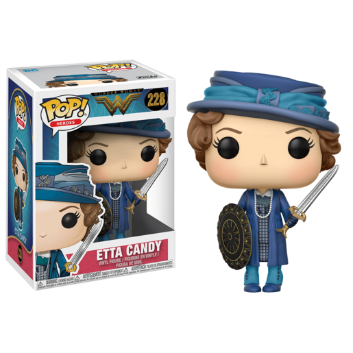 Funko Pop! Heroes: Wonder Woman - Etta Candy