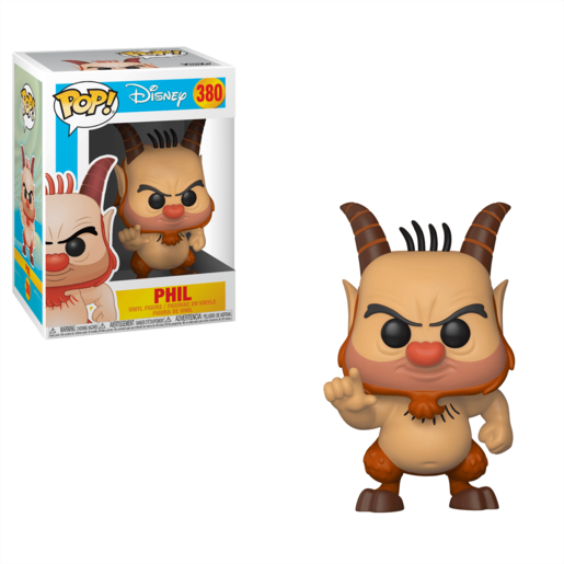 Funko Pop! Disney: Hercules - Phil