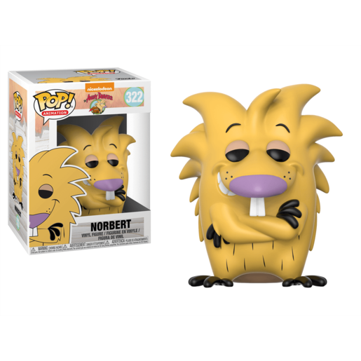 Funko Pop! Animation: Angry Beavers - Norbert