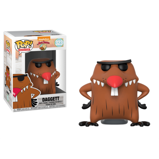Funko Pop! Animation: Angry Beavers - Dagget