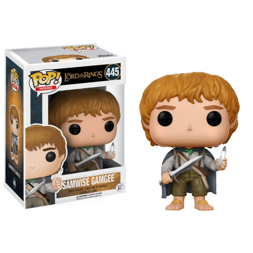 Funko Pop! Movies: Lord Of The Ring - Samwise Gamgee