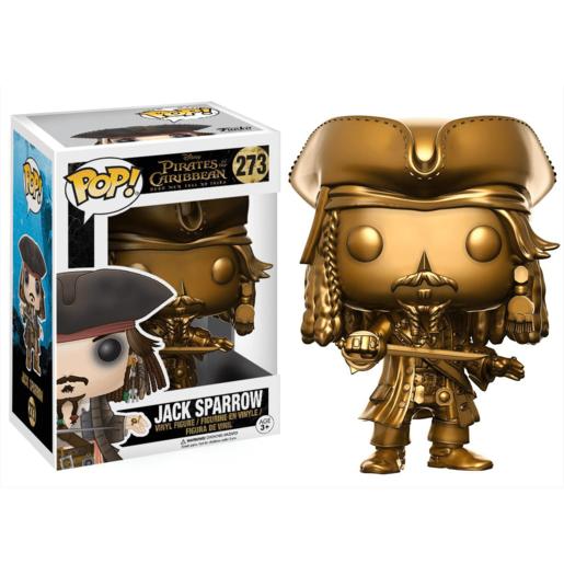 Funko Pop! Disney Pirates Of The Caribbean - Jack Sparrow