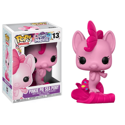 Funko Pop! Movies: MyLittle Pony Movie - Pinkie Pie Sea Pony