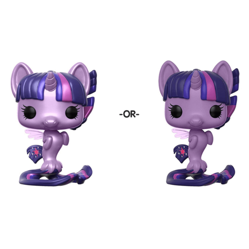 Funko Pop! Television: My Little Pony - Twilight Sparkle Sea Pony (Styles Vary)